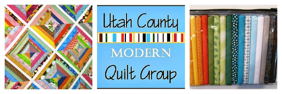 Utah County Modern Quilt Group