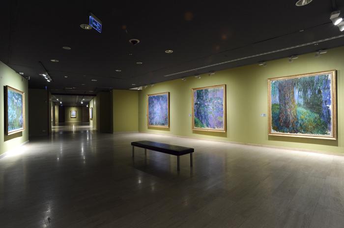 Claude Monet Exhibition at Sabancı Museum İstanbul