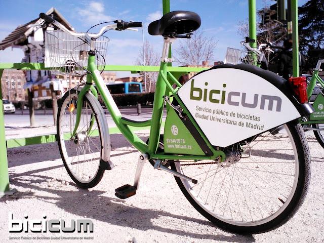 bicicletas ciudad universitaria