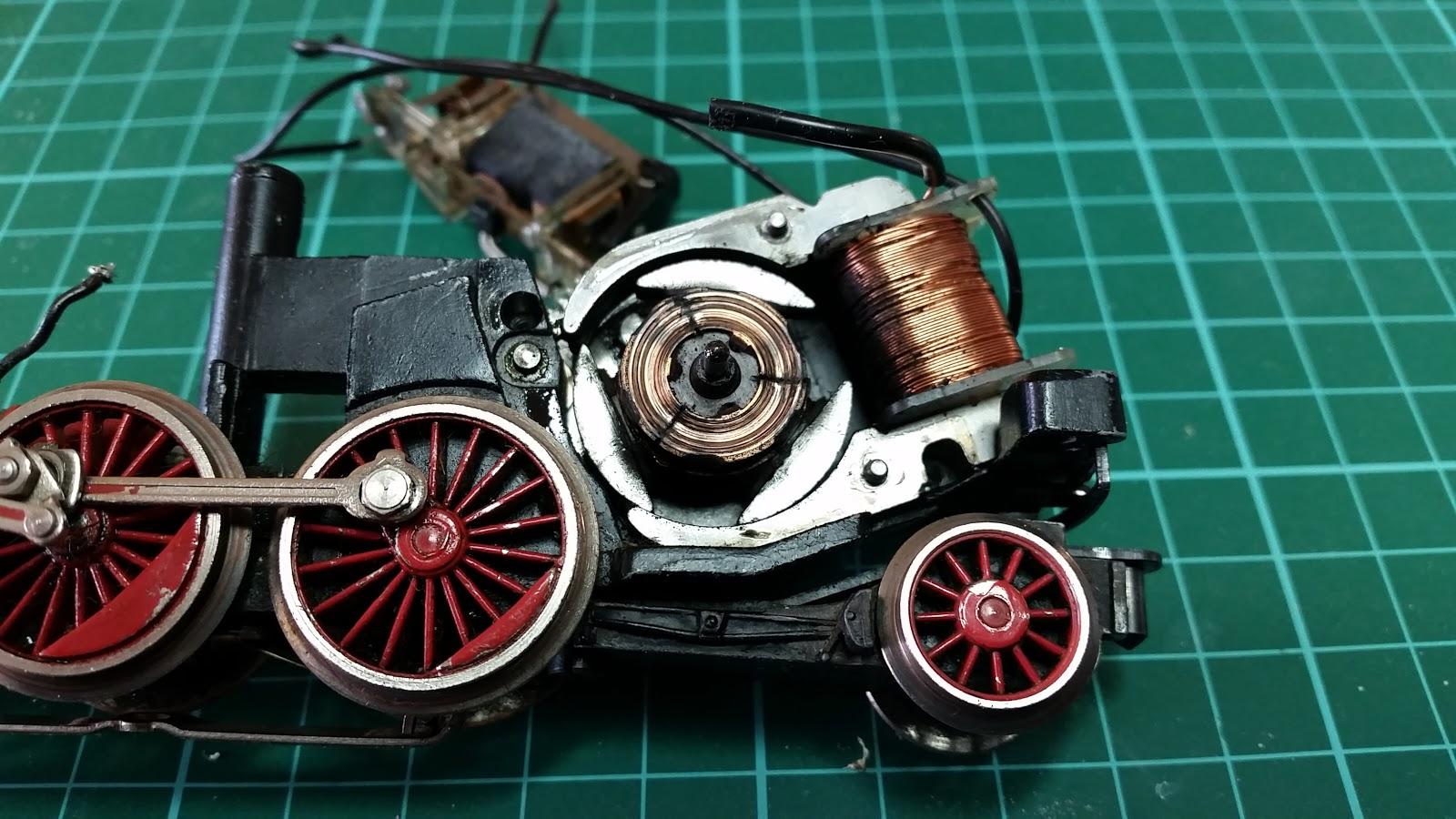Gl. motor