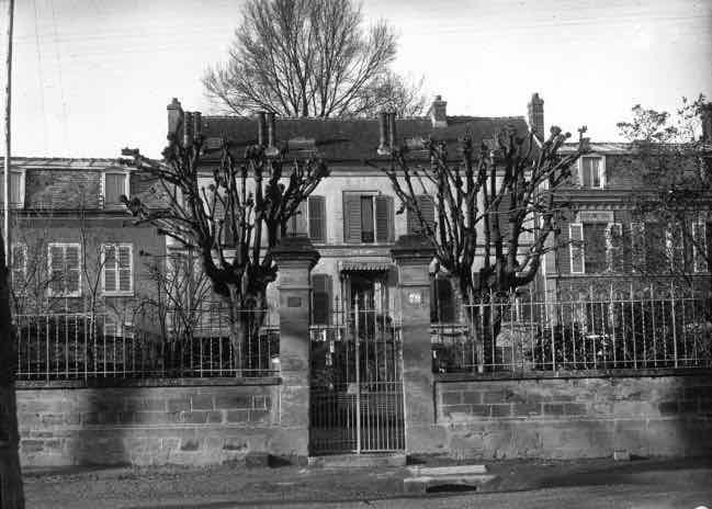 Le pavillon de Pontoise