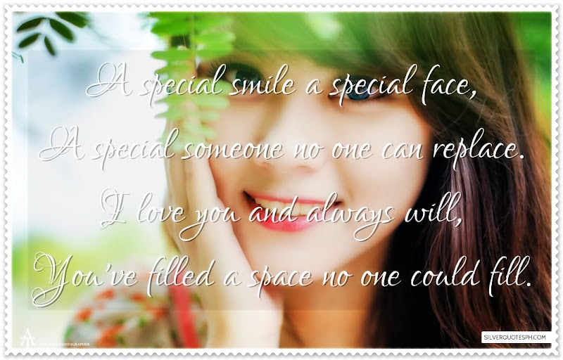 A Special Smile A Special Face, Picture Quotes, Love Quotes, Sad Quotes, Sweet Quotes, Birthday Quotes, Friendship Quotes, Inspirational Quotes, Tagalog Quotes