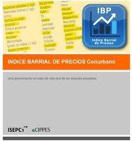 IBP Indice Barrial de Precios