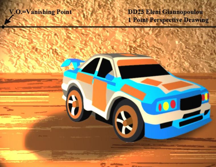 2D Car