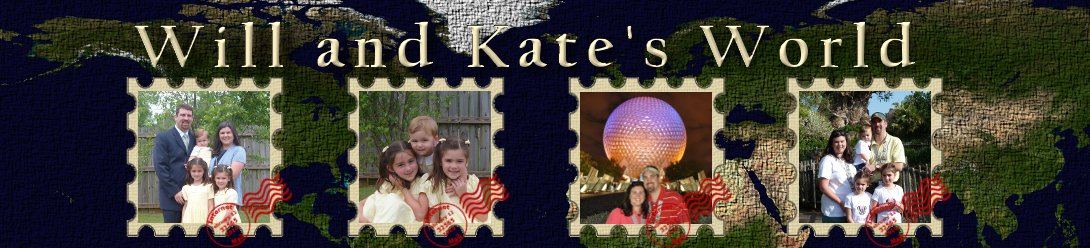 Will and Kate's World