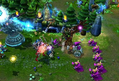 League of Legends Maokai