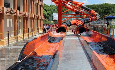wild wild wet, tempat wisata di singapura, atraksi di singapura, objek wisata di singapura,