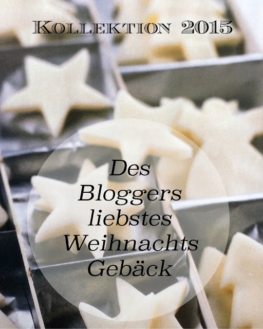 Linkparty des Bloggers liebstes Weihnachtsgebäck 2015