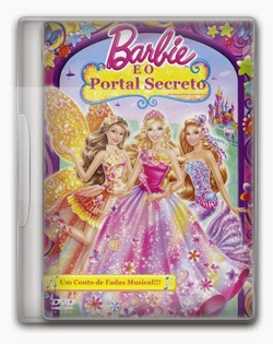 Barbie e o Portal Secreto   BDRip AVI + 720p Dual Áudio + RMVB Dublado