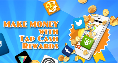 Aplikasi Tap Cash Rewards