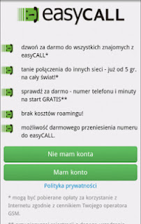 Program easyCALL.pl