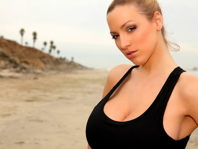 Germany Model Jordan Carver