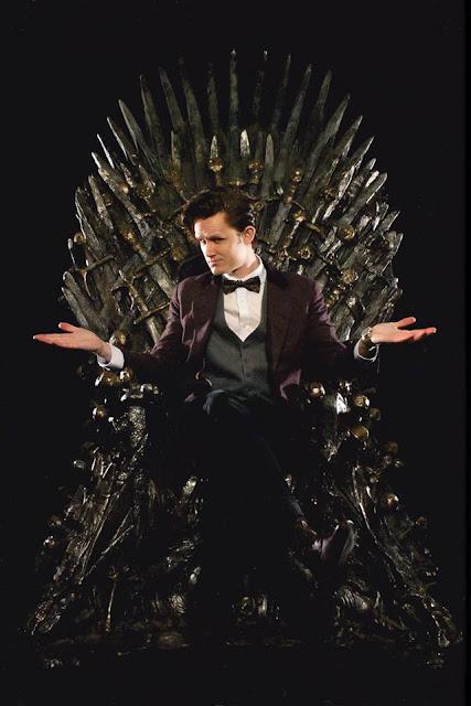 doctor who trono de hierro - Juego de Tronos en los siete reinos