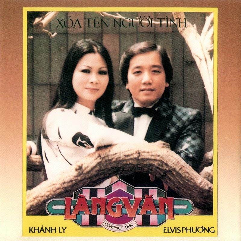 Làng Văn CD030 - Khánh Ly, Elvis Phương - Xóa Tên Người Tình (NRG)