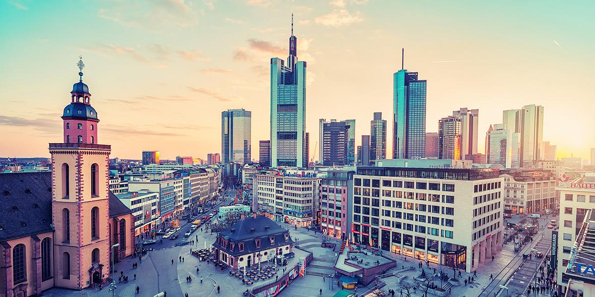 Germany Cityscapes l 300+ Muhteşem HD Twitter Kapak Fotoğrafları