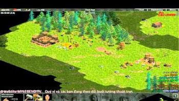 4 vs 4 | Liên Quân vs GameTV   (30-3-2015) Có BL