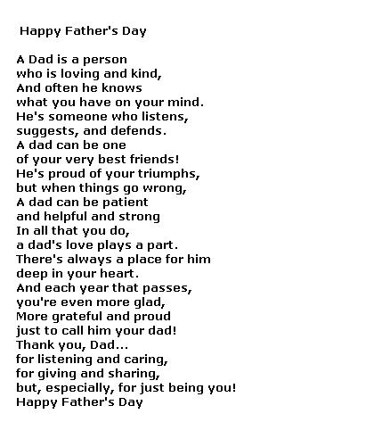 sayings of the day. Fathers Day Sayings