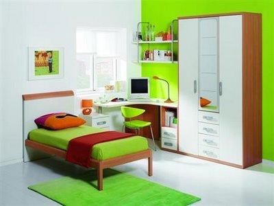 Decoracion actual de moda paredes pintadas de dos colores - Pintar mi casa colores de moda ...