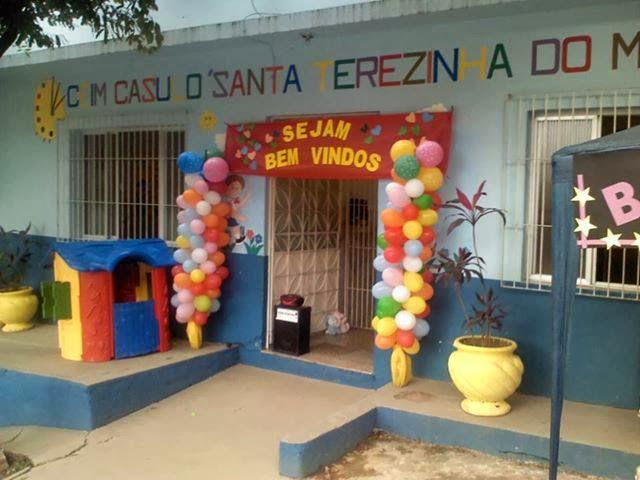 CENTRO DE EDUCAÇÃO INFANTIL MUNICIPAL CASULO SANTA TEREZINHA DO MENINO JESUS