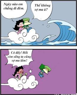 Tây Du Ký hài: Gặp ma gái và gái ma