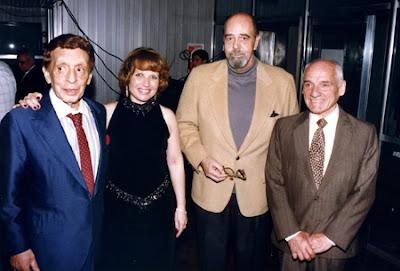 Roberto Rufino, Susana Mir, Acho Manzi y Oscar Ferrari