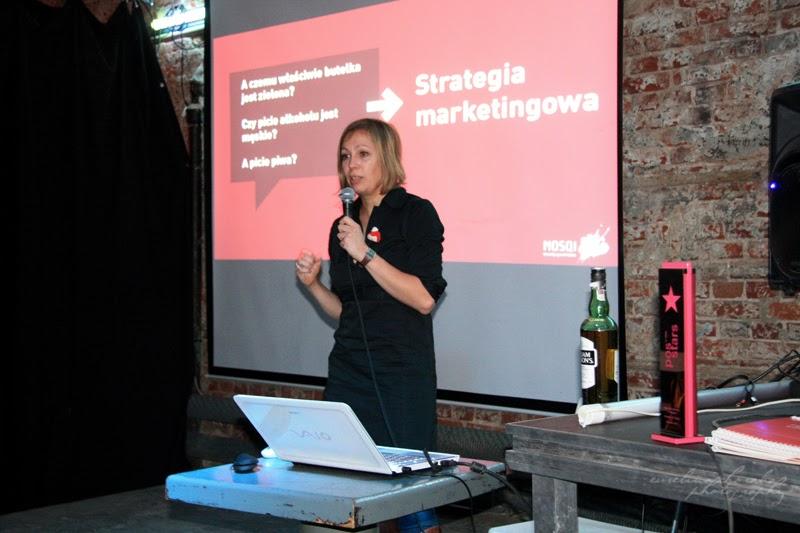 POS Star, wystąpienie Magdalena Szmidt, marketing meeting Łódź, spotknie branżowe, kobieta, fotografia ewelina choroba
