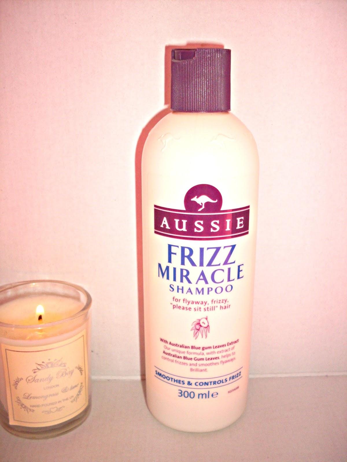 Aussie Frizz Miracle Shampoo