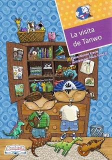 """""""La visita de Tanwo"""""""