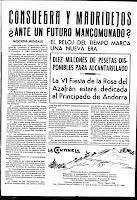 La Centinela. Marzo-Agosto 1968