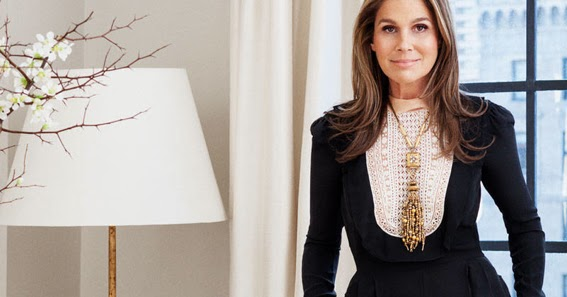 Cool Chic Style Fashion Style Inspiration Aerin Lauder