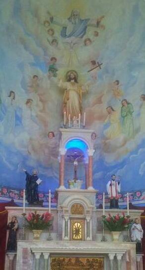 CAPELA  - Jesuítas
