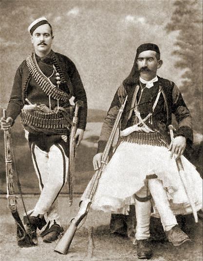 Ντίμπρα-Dibër,Γκεκαριά