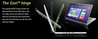 Aspire R7 dengan Ezel™ Hinge - Berita Gadget