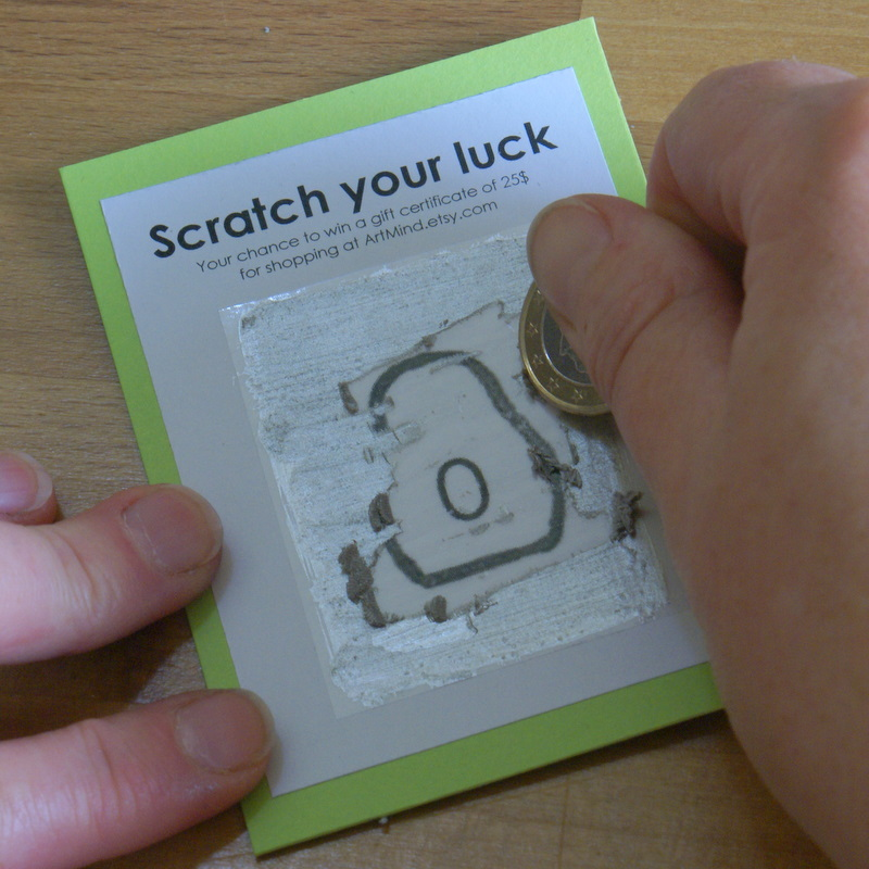 Barbaras Beat MOMtrepreneur Tip Of The DayHow To Make Scratch off