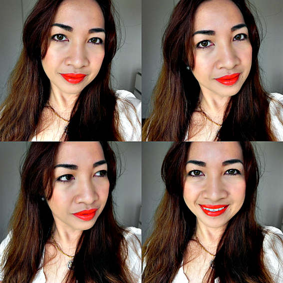 swatch, review, tom ford lip color sheer 06 firecracker, tom ford beauty