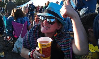 Glasonbury festival