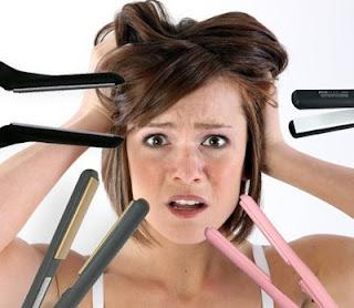 que es una plancha para el cabello