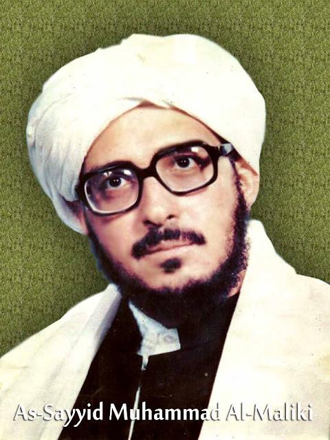 Isyarat Wafatnya Sayyid Muhammad Bin Alwi Al-Maliki