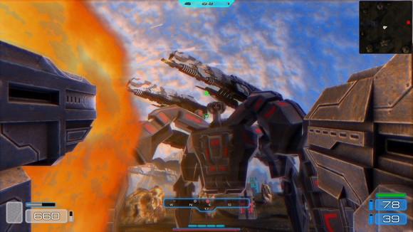 Metal Planet PC Game Screenshot 4 Metal Planet MULTi2 FASiSO