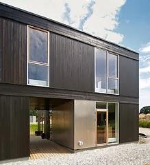 contoh desain rumah minimalis 2 lantai terbaru 2014