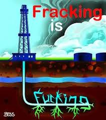 Fracking Ez sinadura bilketa