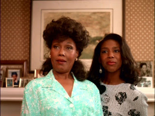 Ja'net DuBois and Dawnn Lewis