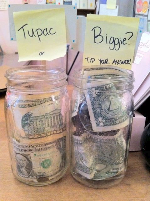 Funny and creative tip jars damn cool pictures for Cool money jars
