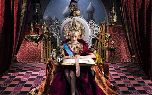 Reyna de fantasía - Fantasy Queen Girl - Chica Linda