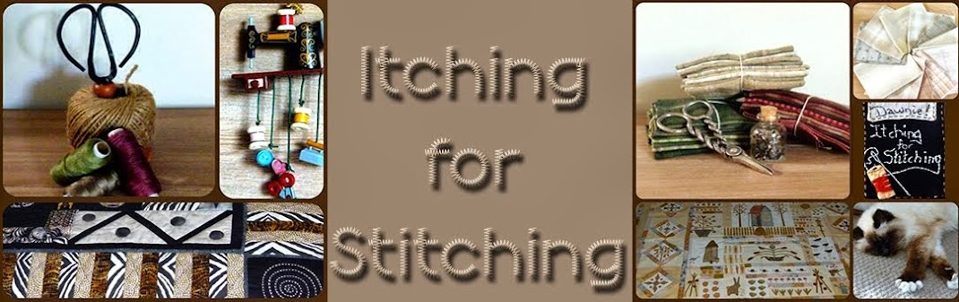 Itching for Stitching