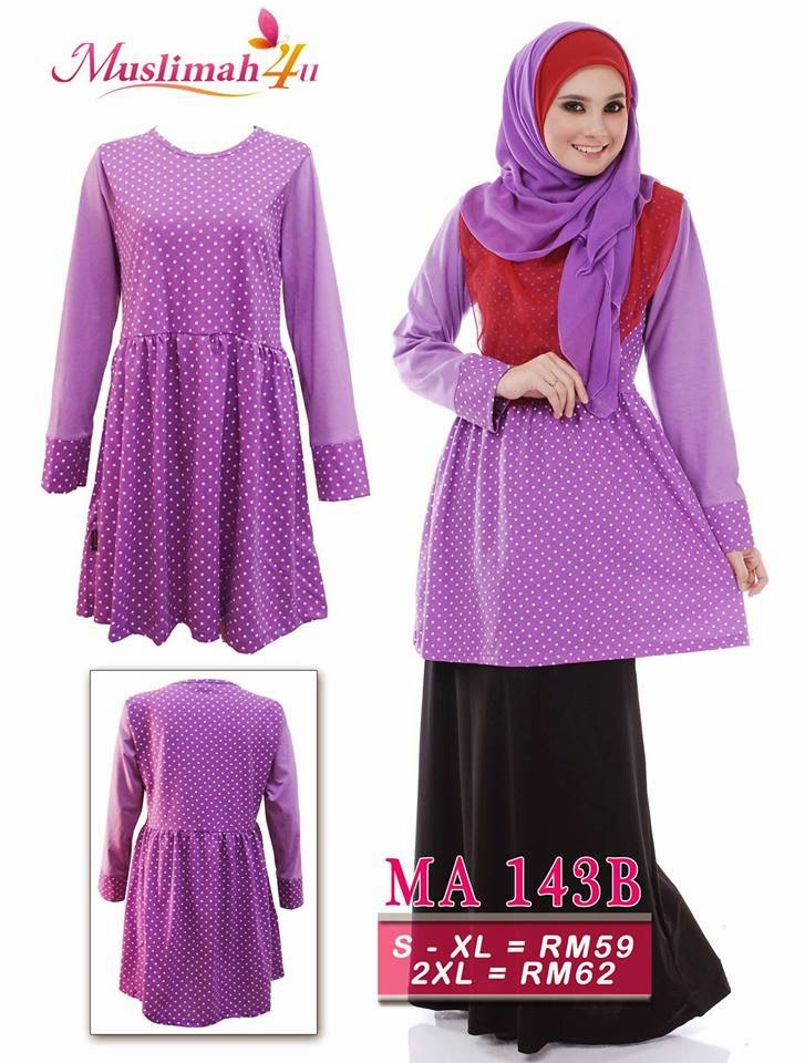 T-shirt-Muslimah4u-MA143B