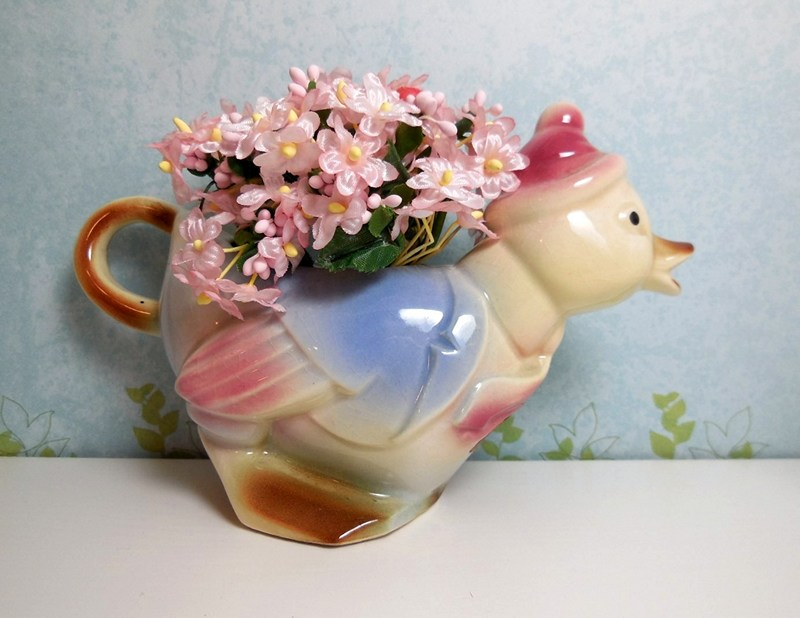 Dapper Duck Cream Pitcher