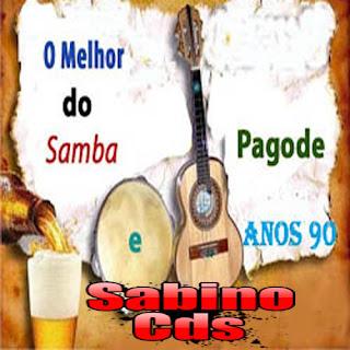 Download - O Melhor do Samba e Pagode - Anos 90 (2013)
