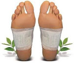 DETOX FOOT PATCH JUN GONG - GOLD + WHITE (KLIK GAMBAR)