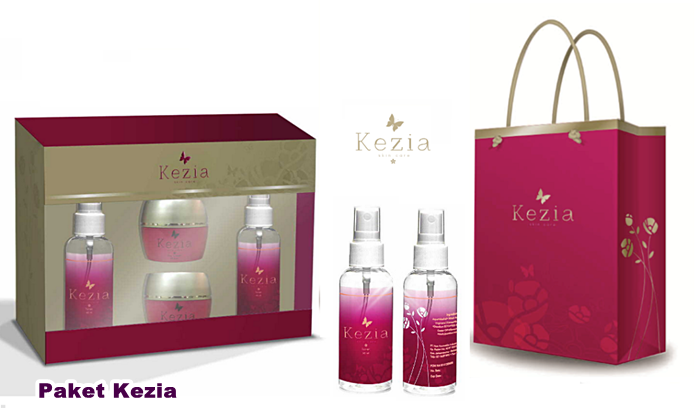 Cream Kezia Skin Expert Pemutih Wajah